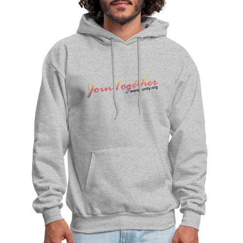 join together - Men's Hoodie
