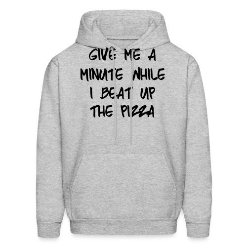 pizza - Men's Hoodie