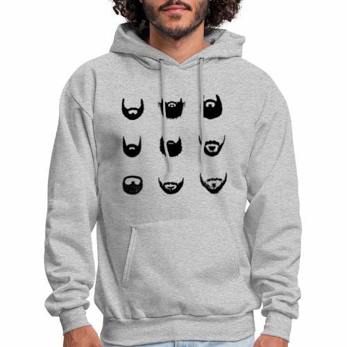 Beards - Men's Hoodie