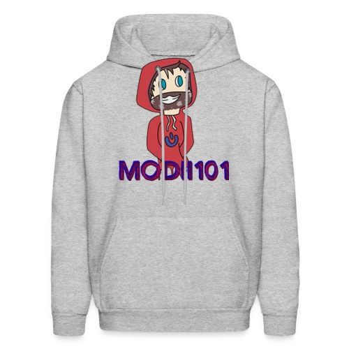 MODII FACE FINAL - Men's Hoodie