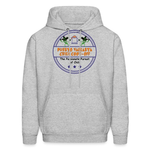 The Passionate Pursuit of Chili - Men's Hoodie