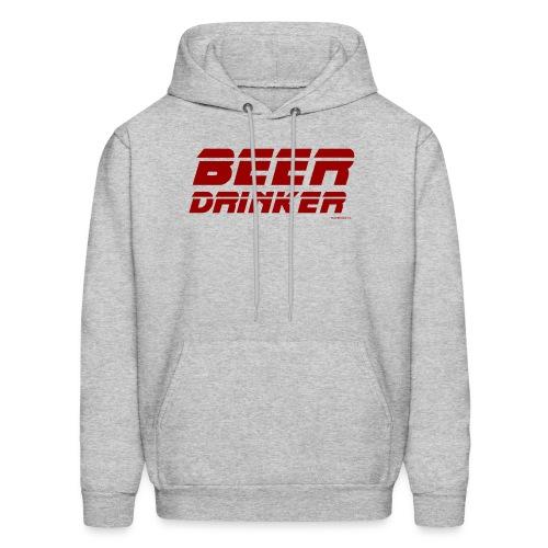Beer Drinker - Men's Hoodie