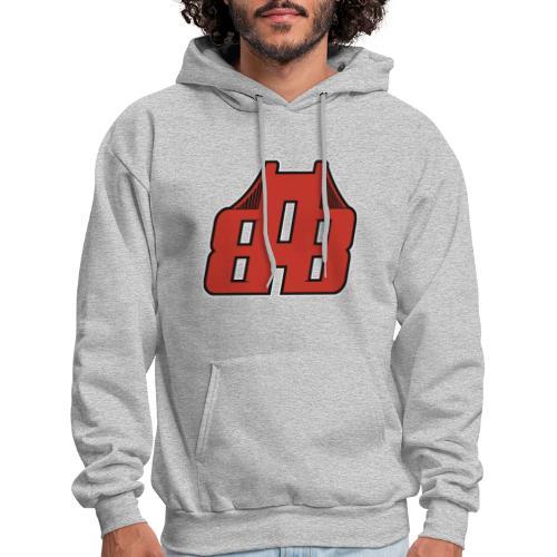 Bay Area Buggs Official Logo - Men's Hoodie