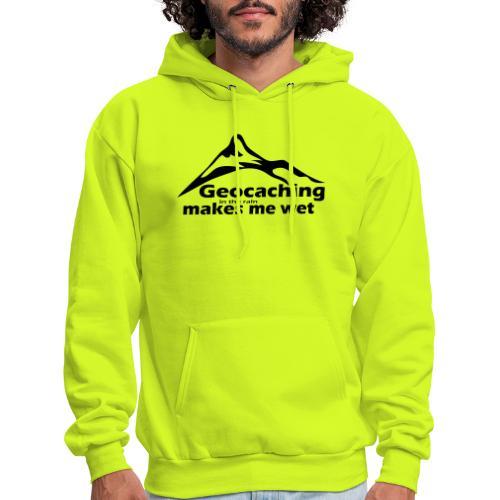 Wet Geocaching - Men's Hoodie