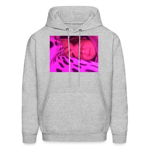 Purple under my bed - Men's Hoodie