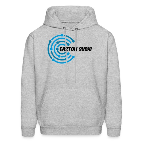 Easton Sushi Twirl Design - Men's Hoodie