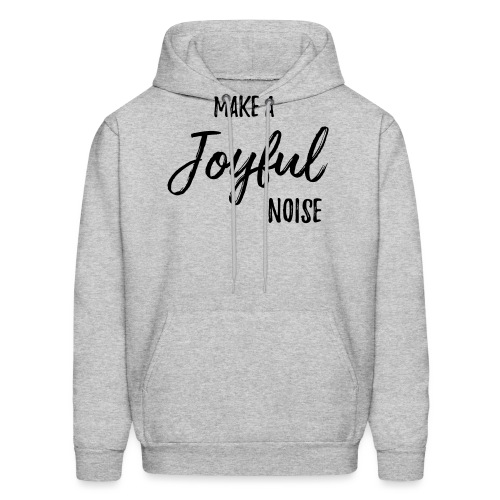 joyfulnoise2 - Men's Hoodie