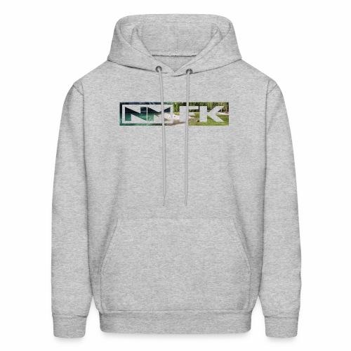 NMFK Street Style - Image Outline - Men's Hoodie