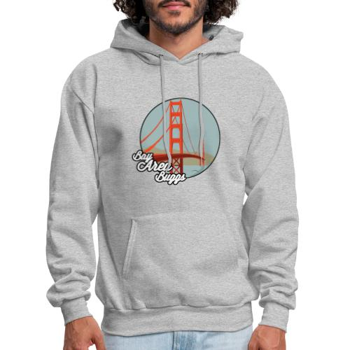 Bay Area Buggs Bridge Design - Men's Hoodie