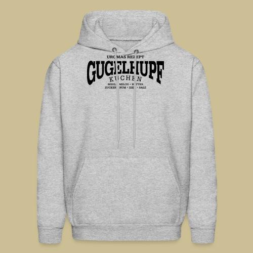 Gugelhupf (black) - Men's Hoodie