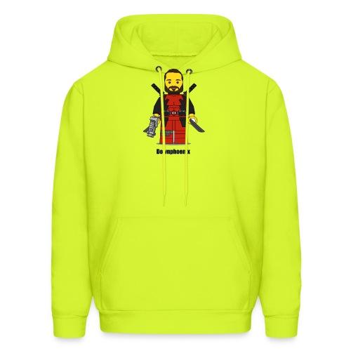 Downphoenix Character Logo - Men's Hoodie