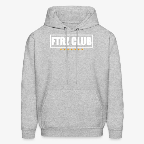 Ftrz Club Box Logo - Men's Hoodie