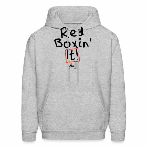 Red Boxin' It! [fbt] - Men's Hoodie