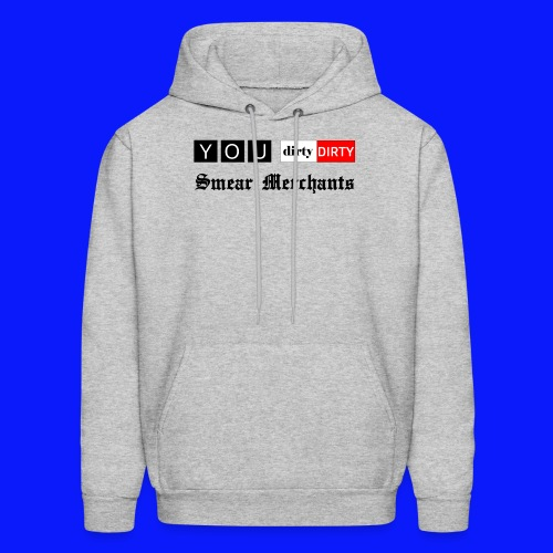 Dirty Smear Merchants - Men's Hoodie
