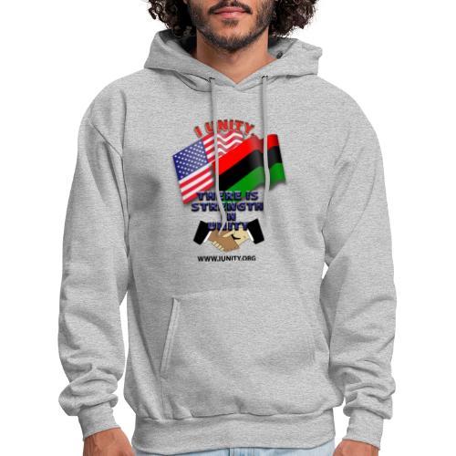us afro E02 - Men's Hoodie