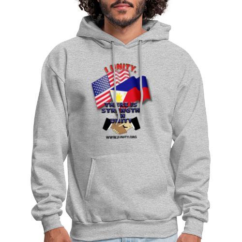 UnityPhilippinoUSA E02 - Men's Hoodie
