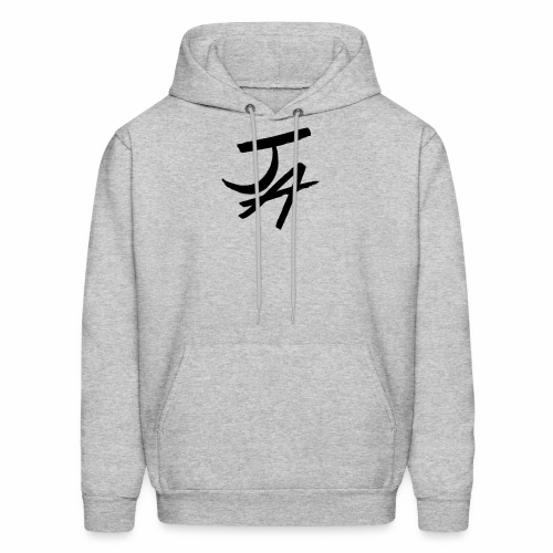 Jake Amodio Black Logo - Men's Hoodie