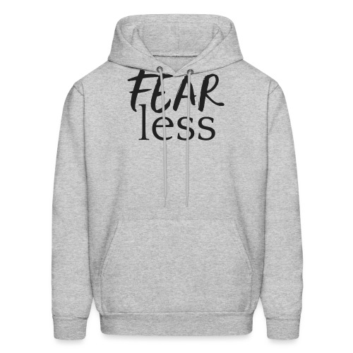 FEARless for BossLady - Men's Hoodie