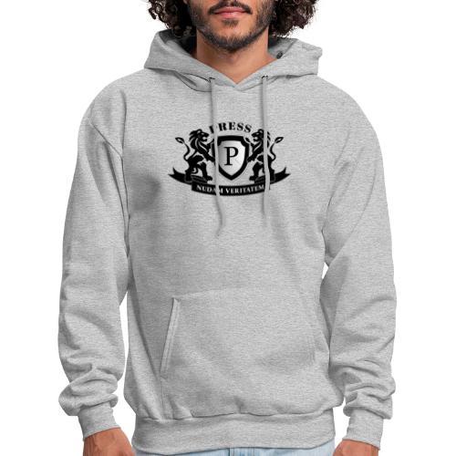 Press Brandshirt - Men's Hoodie