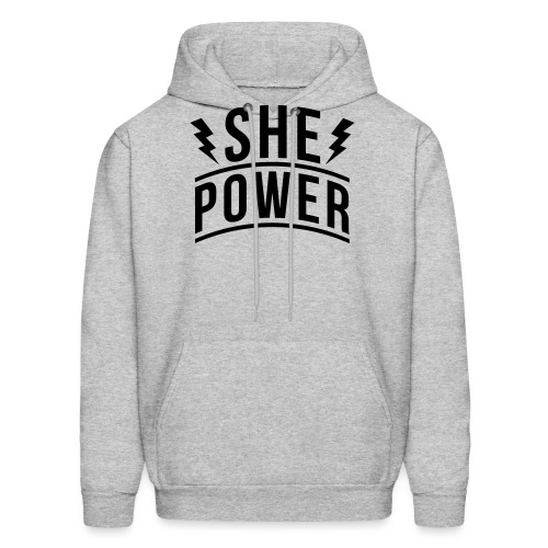 She Power - Men's Hoodie