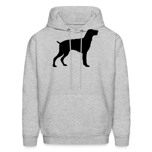 German Wirehaired Pointer - Men's Hoodie