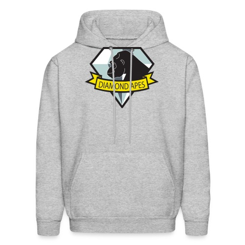 diamondape - Men's Hoodie