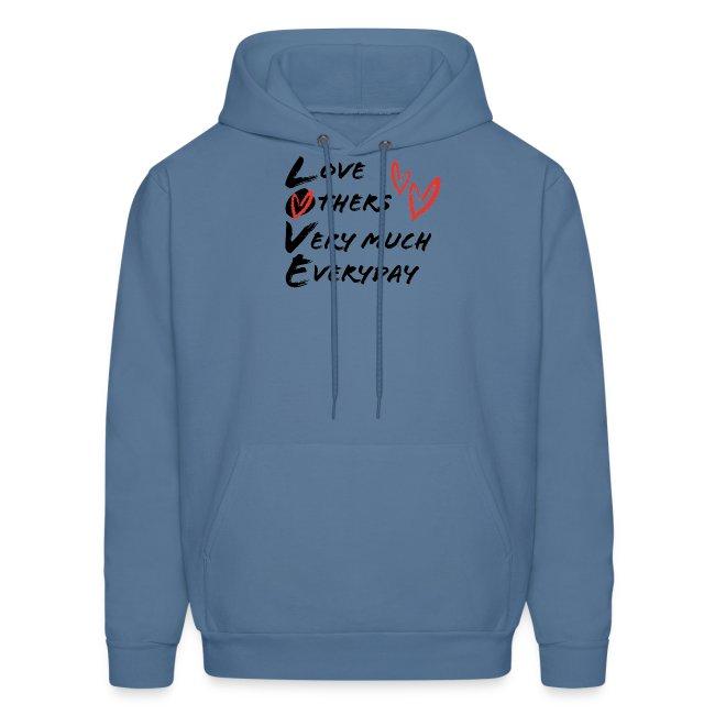 L.O.V.E Show Original Genuine Merchandise