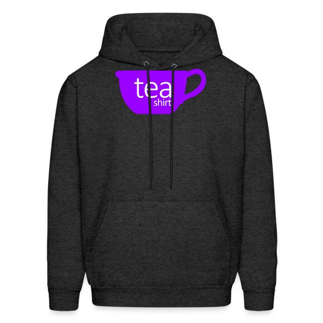 Tea Shirt Simple But Purple