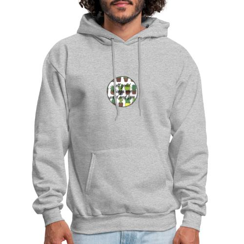 all good things are wild and free - Men's Hoodie