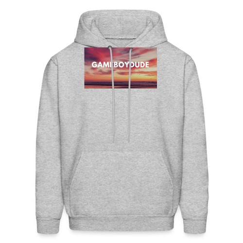 GameBoyDude merch store - Men's Hoodie