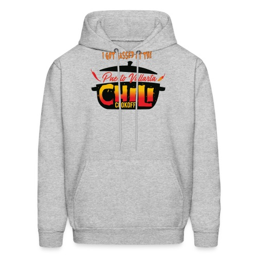 I Got Gassed at the PV Chili Cook-Off - Men's Hoodie