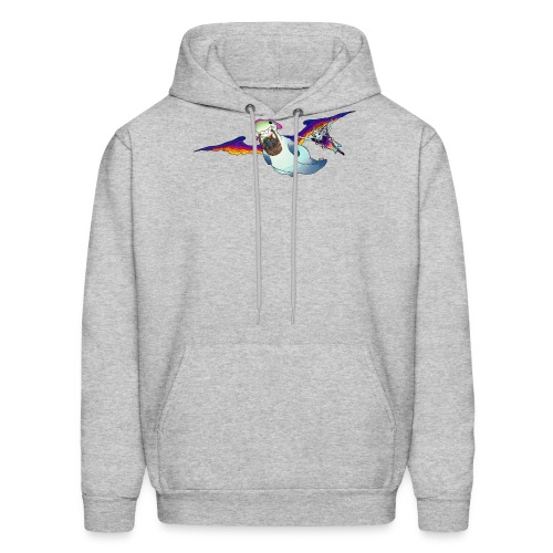 FLY WITH US - Men's Hoodie