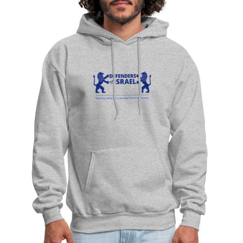 Defenders Of Israel - Men's Hoodie