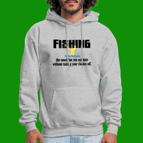 Fishing Fun - Men's Hoodie
