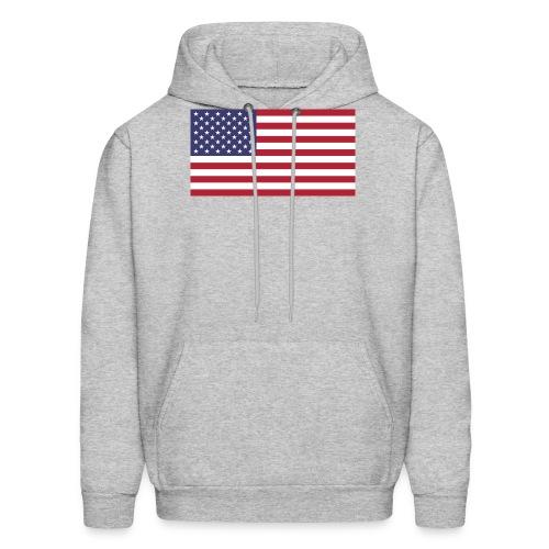 Flag - Men's Hoodie