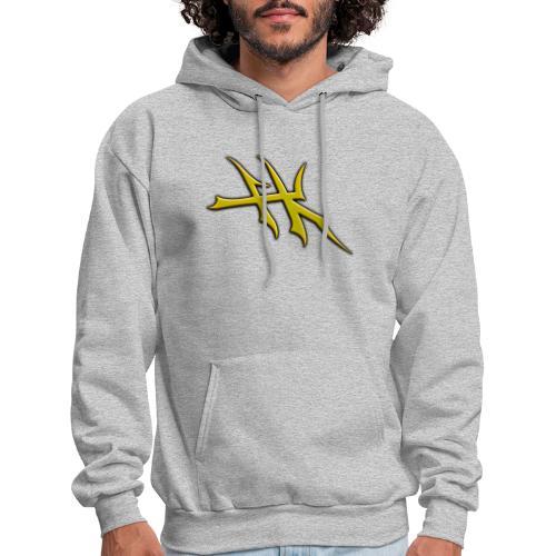 Blayde Symbol (Gold) - Men's Hoodie