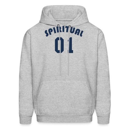 Spiritual One - Men's Hoodie