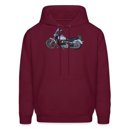Motorcycle L - Men's Hoodie
