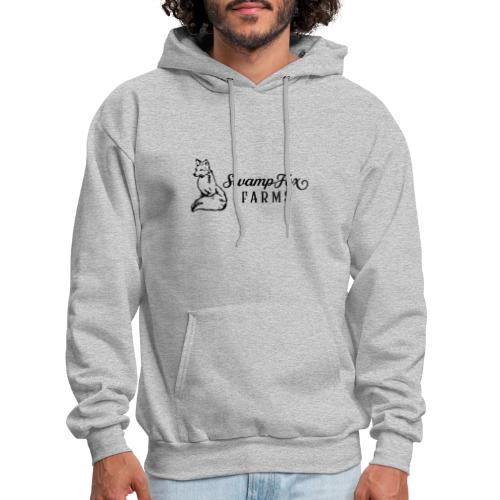 The Swamp Fox Front and Back - Men's Hoodie