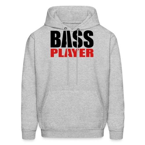 Bass Player - Men's Hoodie