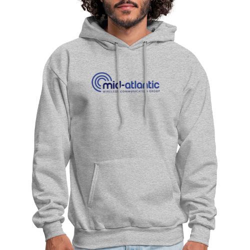 Mid Atlantic Wireless logo - Men's Hoodie