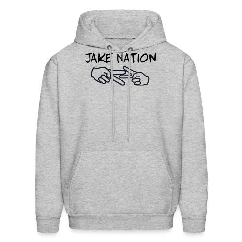 Jake nation phone cases - Men's Hoodie