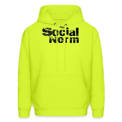The Social Norm Official Merch - Men's Hoodie