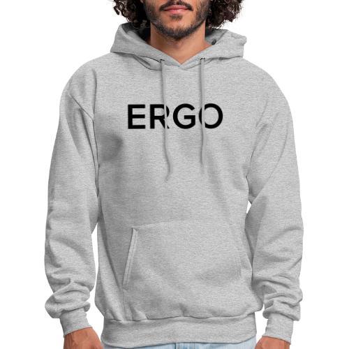 ERGO - Men's Hoodie