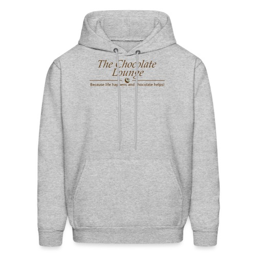 The Chocolate Lounge T shirt design 1 - Men's Hoodie