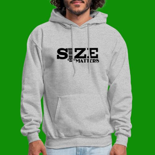 Size Matters Photography - Men's Hoodie