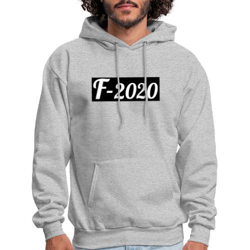 F-2020 - Men's Hoodie