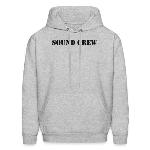 Sound Crew - Men's Hoodie