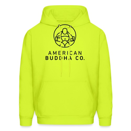 AMERICAN BUDDHA CO. ORIGINAL - Men's Hoodie
