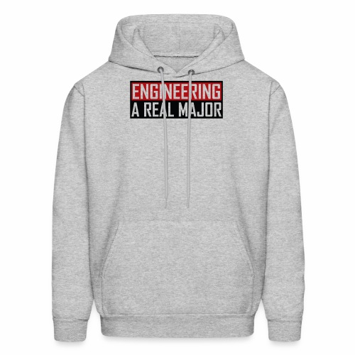 Engineering T-Shirts and Apparel - Men's Hoodie
